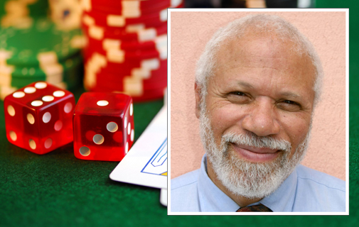 """If an informed decision is to be made on whether to permit casino and similar gambling in Bermuda, all those involved in the decision should have access to the widest range of information about the issue."" - Stuart Hayward. *iStock photo/File photo"