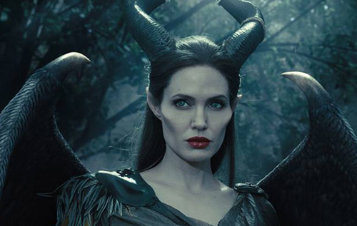 Angelina Jolie turns in a magnificent performance in Maleficent. *Photo supplied
