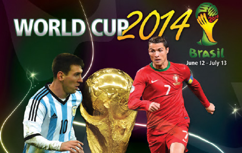 World Cup 2014 full edition