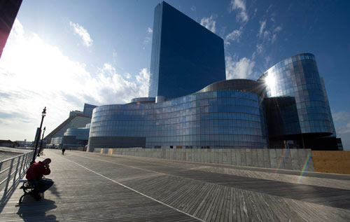 Revel declared bankruptcy last month after opening just two years ago. Showboat, the hotel next to Revel, will shutter its doors next month.  *MCT photo
