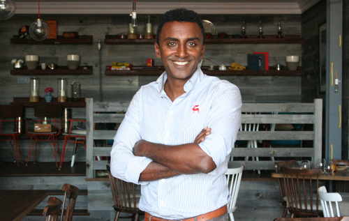 Marcus Samuelsson: 'I will put Bermuda on the map'