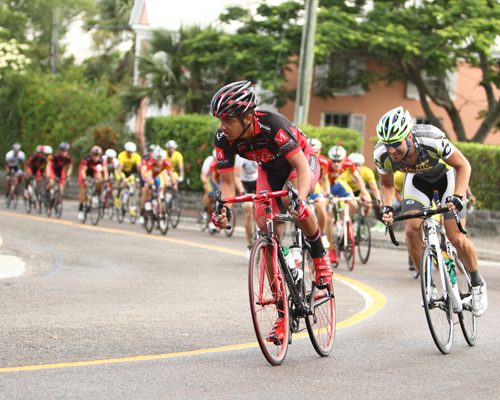 Commonwealth Games: Mayho wants to be top Caribbean rider